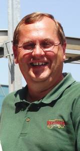Steve Smith, Director of Agriculture, Red Gold